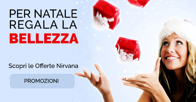 A Natale regala la bellezza.