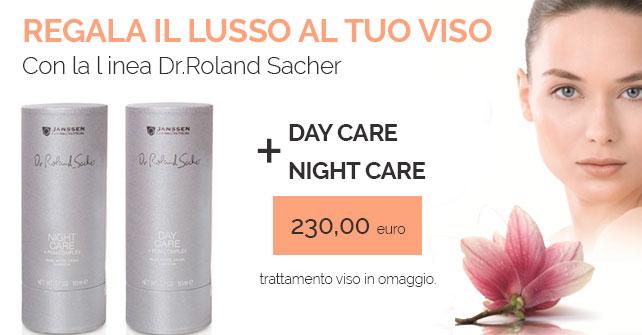 Novità, regala il lusso al tuo viso: Linea Dr. Roland Sacher