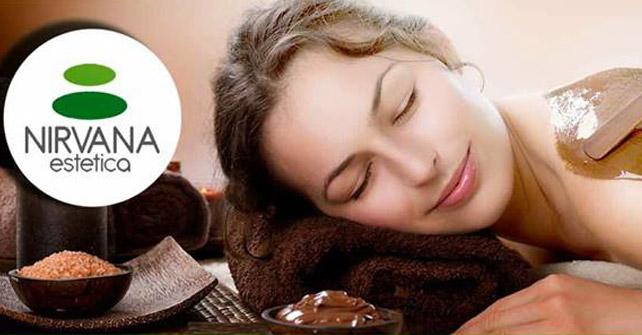Massaggio al cioccolato al Centro Estetico di Pioltello